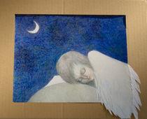Sleeping Angel by Chiyuky Itoga