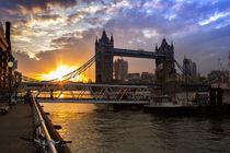London Towerbridge by Luca Wehner