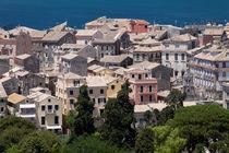Korfu Altstadt von Norbert Probst