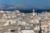 Altstadt Korfu von Norbert Probst