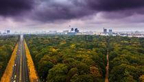 Berlin Ausblick by Denis Wieczorek