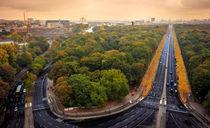 Berlin von oben von Denis Wieczorek
