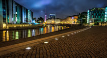Berlin Regierungsviertel von Denis Wieczorek