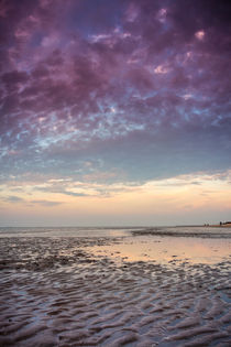 Wattenmeer Cuxhafen von Denis Wieczorek