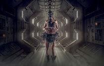 In Space by Jan  Lambrecht