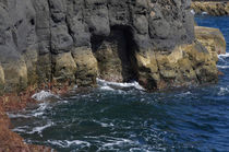Steinwand am Meer by fotolos