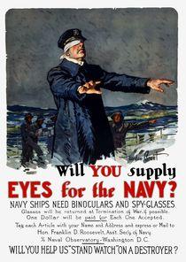 Will you supply eyes for the Navy? von warishellstore
