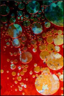 schwimmende farben von 100% SURREALIST Waldemar Buntrock