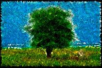 Der Baum by Viktor Peschel