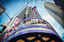 Radio City Music Hall New York / Manhattan by Thomas Schaefer