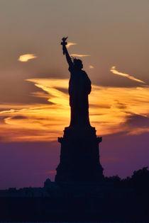 Freiheitsstatue New York / Statue of Liberty
