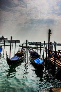 Venedig IV von Helge Lehmann