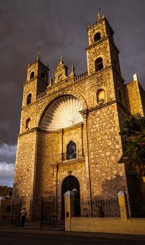 Parroquia de San Cristóbal, Mérida, Yucatán von Mario Morales Rubi