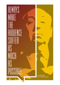 Alfred Hitchcock Quote by Jon Briggs | dzynwrld