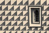 Geometric Old Wall Pattern by cinema4design