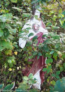 Der gebende Jesus im Garten... by photodesign-kerstin-esser