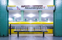 U-Bahnhof Alexanderplatz von mainztagram