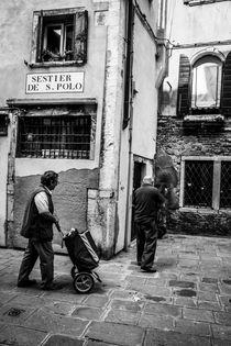 Venice life von Helge Lehmann