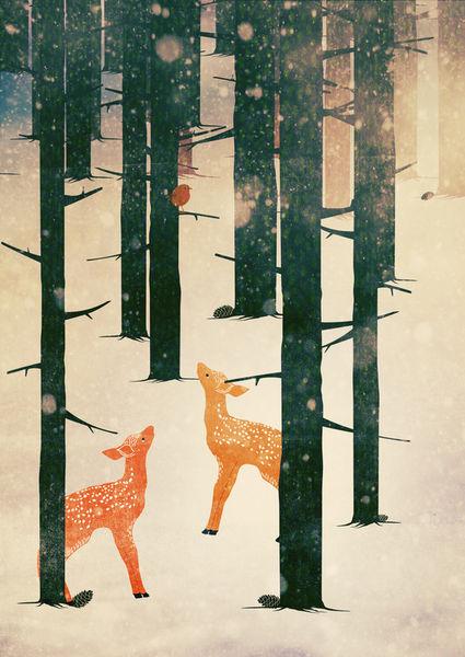 Winterdeer-c-sybillesterk