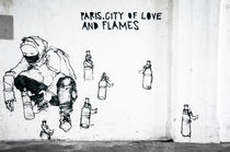 paris. city of love and flames. by Ralf Ketterlinus
