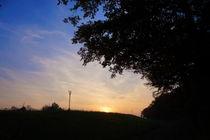 Sonnenuntergang by Ronny Schmidt