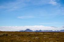 iceland blue sky #2 by Barbara Perfahl