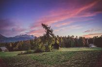 Sonnenuntergang in Südtirol by goettlicherfotografieren