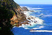Küste im Tsitsikamma Nationalpark in Südafrika von mellieha