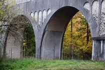Autumn Viaduct  von Katia Boitsova-Hošek