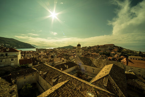 Dubrovnik-sunshine