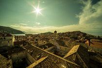 Dubrovnik Sunshine  von Rob Hawkins