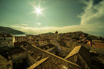 Dubrovnik Sunshine  by Rob Hawkins