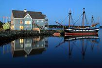 'Hafen Pictou Kanada' von Patrick Lohmüller