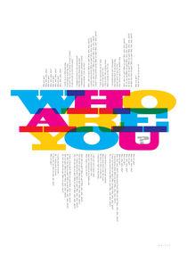 Who Are You? by Jon Briggs | dzynwrld