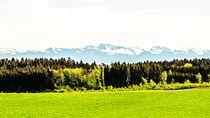 Bergwelt II von Uwe Ruhrmann