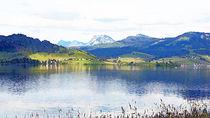 Bergwelt III von Uwe Ruhrmann