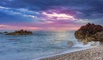 Alanya Beach von Denis Wieczorek