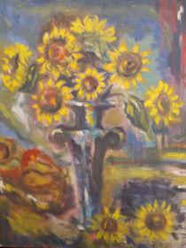 Sonnenblumen by Amina-Marei Jäger