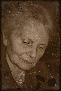 Schönheit des Alterns... von loewenherz-artwork