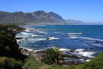 Küste von Hermanus in Südafrika von mellieha