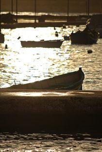 sunrise over St. Julians Bay... 2 by loewenherz-artwork