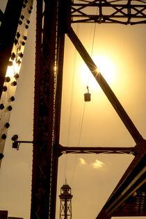cable car in Barcelona, Spain by La Municipal de Barcelona