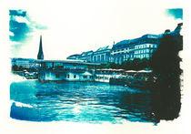 Hamburg Alsterpavillon von liga-visuell