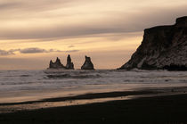 Vík í Mýrdal, Island von ysanne