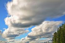 Wolken von Peter Bergmann