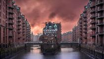 Hamburg Speicherstadt by Denis Wieczorek