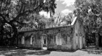 Saint Helena Parish Chapel of Ease Ruins  by O.L.Sanders Photography