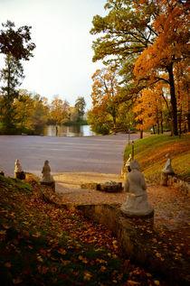 Autumn Peace Park von Janis Upitis