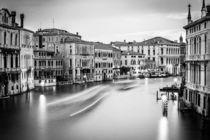 Venedig am Abend von Martin Röhr