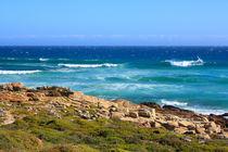 Naturstrand am Kap der Guten Hoffnung – Küste Südafrika von Mellieha Zacharias